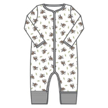 Load image into Gallery viewer, Magnolia Baby Bucking Bronco Printed Playsuit