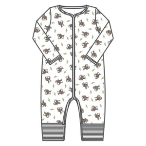 Magnolia Baby Bucking Bronco Printed Playsuit