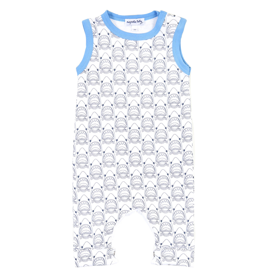 Magnolia Baby JAWS Printed Sleeveless Playsuit