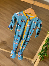 Load image into Gallery viewer, *NEW Kozi & Co Footed Pajama-Zipper Country Collection