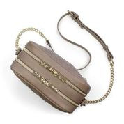 Load image into Gallery viewer, Itzy Ritzy Taupe Double Take Crossbody Diaper Bag
