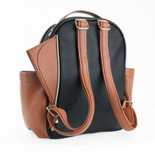 Load image into Gallery viewer, *PREORDER* NEW Itzy Ritzy Coffee & Cream Itzy Mini Diaper Bag Backpack