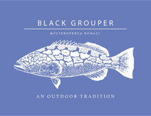 Load image into Gallery viewer, Prodoh Grouper Performance Hoodie T-Shirt in Sea Urchin Blue