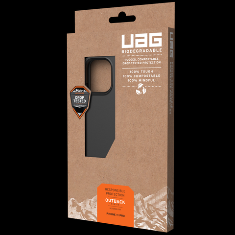 UAG Outback Bio Series Case for iPhone 12 /12 Pro 5G (6.1-inch) 2020