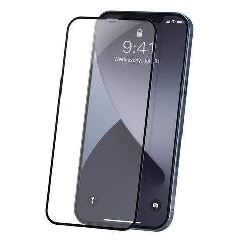2x Screen Protector with a Frame for iPhone 12 / 12 Pro