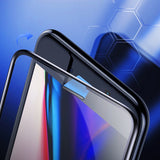 Anti-Blue Light Screen Protector with Speaker Dust Protection for iPhone 11 / XR
