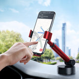 Gravity Car Mount Dashboard Windshield Phone Holder