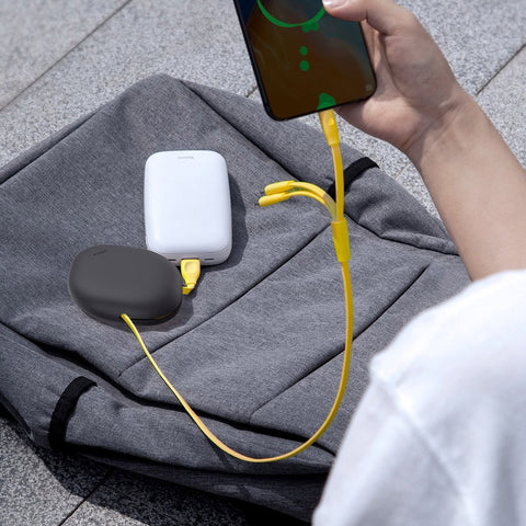 Let's Go Little Reunion 3 in 1 USB - micro USB / Lightning / USB Type C Cable