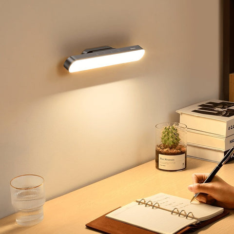 Magnetic Stepless Dimming Charging Desk Lamp