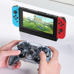 Motion Sensing Vibrating Transparent Wireless Gamepad
