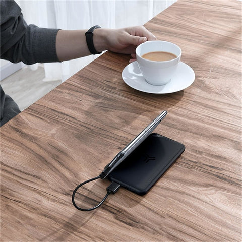 Power Bank with Wireless Charger