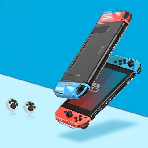 Protective Case for Nintendo Switch with Pads Cutouts