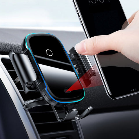 Wireless Charger Car Air Vent Phone Holder