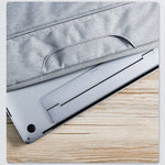 Self-adhesive Aluminum Laptop Stand Slim