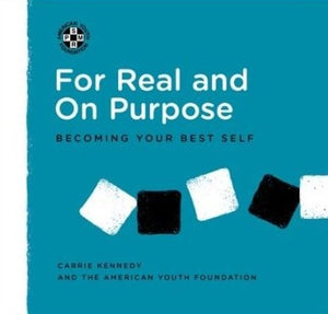For Real and On Purpose book cover