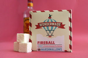 Load image into Gallery viewer, Fireball Marshmallows, Bijoux Vibes boutique Elizabeth City