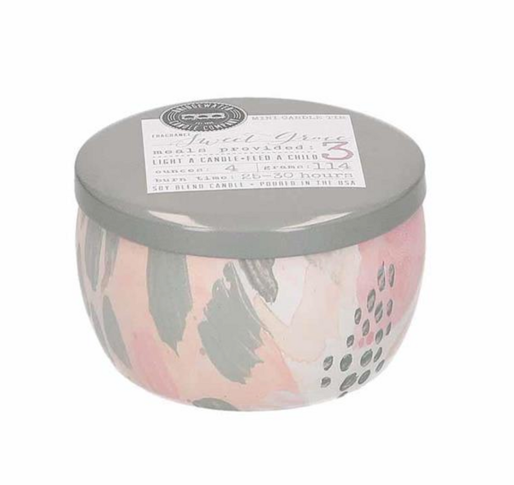 Sweet Grace Candle 4oz