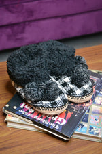 Buffalo Plaid Slipper