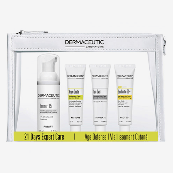 21 Days Expert Care Age Defense Kit