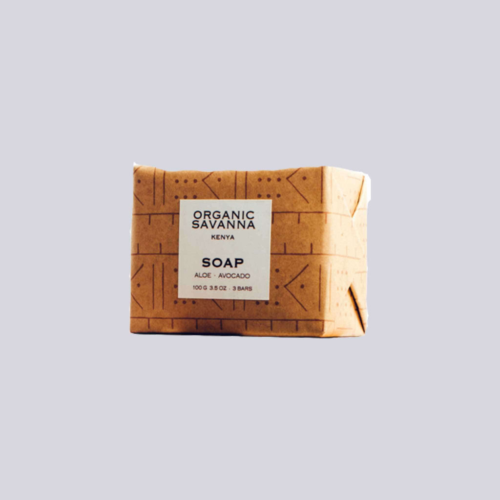 Organic Savanna Avocado Soap Bar