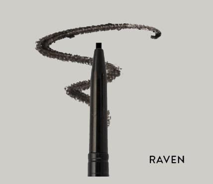 HD Brows Makeup Raven Browtec Brow Pencil
