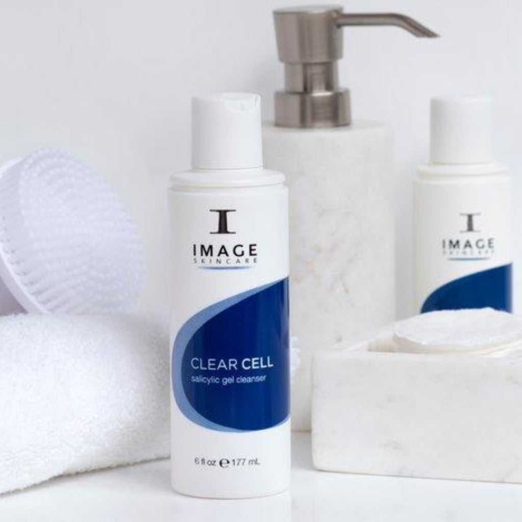 Image Skincare Skincare Clear Cell Clarifying Gel Cleanser