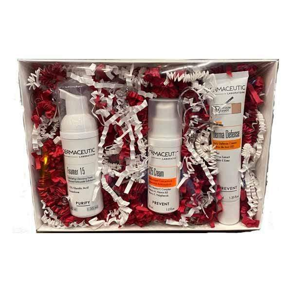 Dermaceutic Gift of Glow Christmas Gift Set
