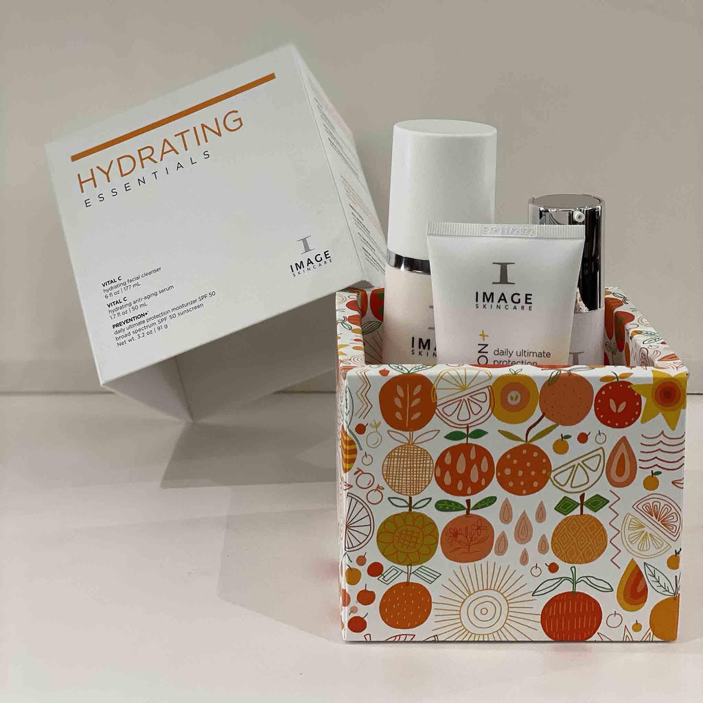 Image Hydrating Essentials Gift Set