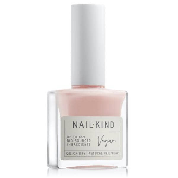 Vegan natural nail polish