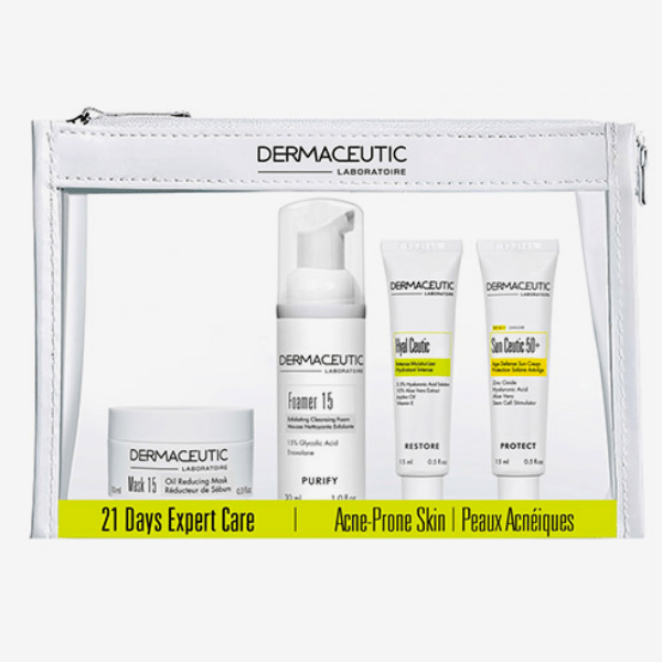 21 Days Expert Care Acne-Prone Kit