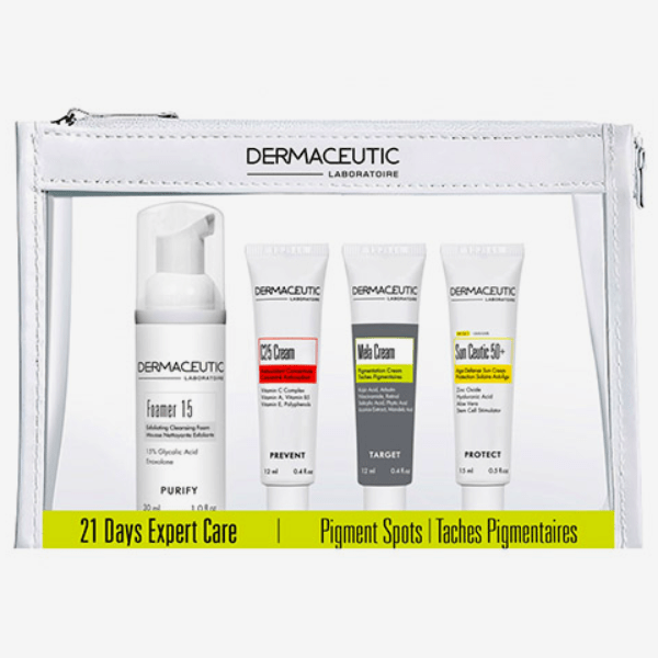 21 Days Expert Care Pigment Spots Kit