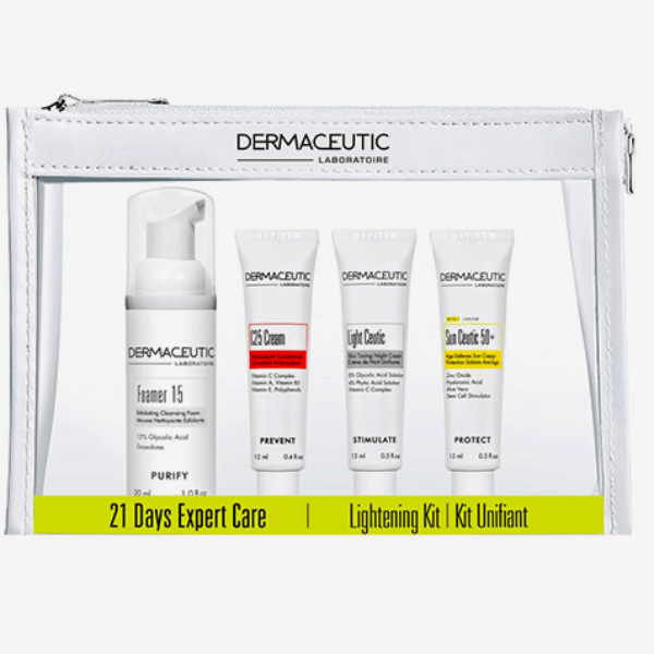 Dermaceutic's 21 Days Expert Care Lightening Kit