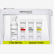 Dermaceutic Skincare 21 Days Expert Care Lightening Kit