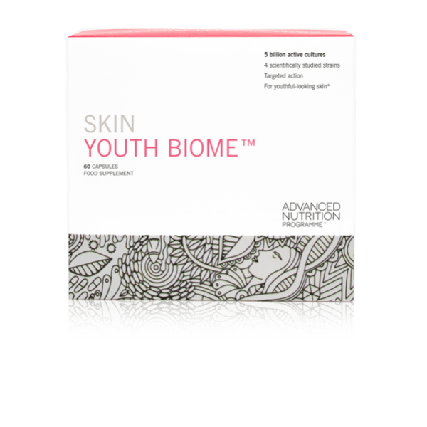 Advanced Nutrition Programme Supplement Skin-Youth-Biome