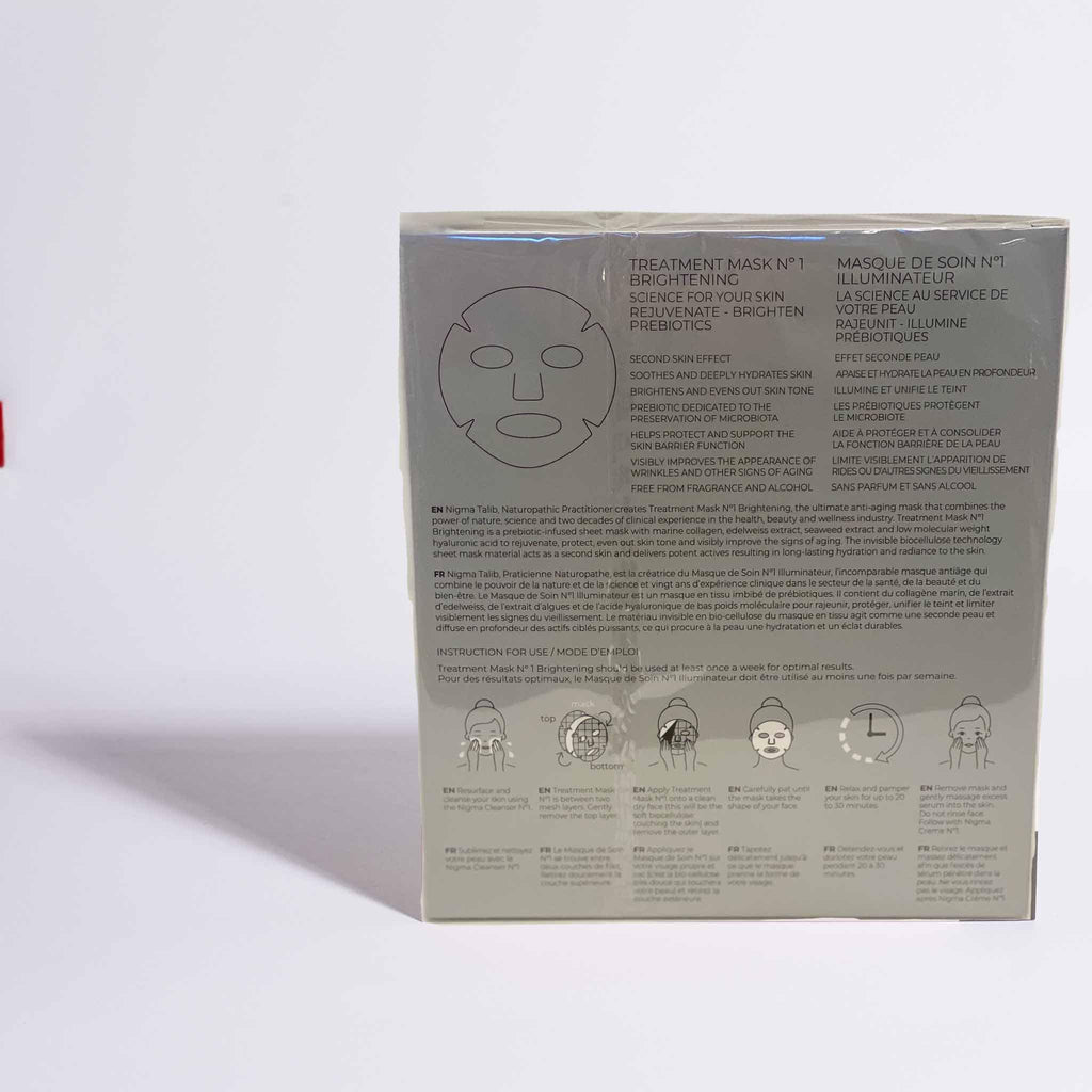 Dr. Nigma brightening Treatment No.1 Sheet mask