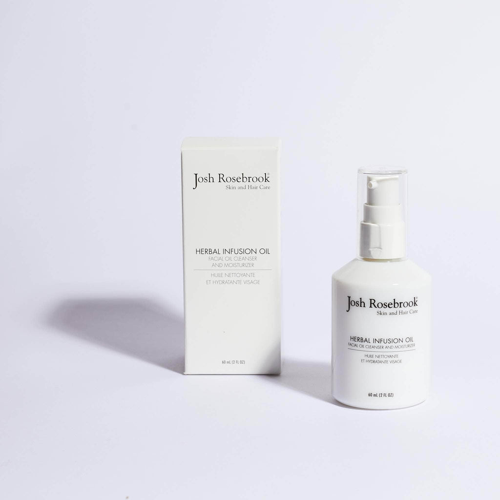 Josh Rosebrook Skincare Herbal Infusion Oil