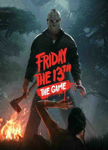 Friday the 13th: The Game STEAM ACCOUNT
