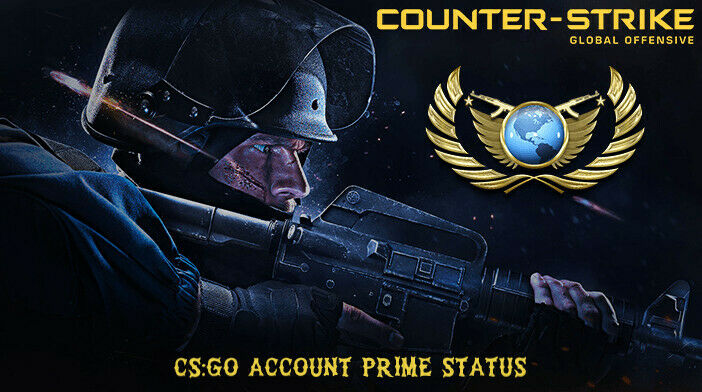Counter-Strike: Global offesnive (PRIME) STEAM ACCOUNT