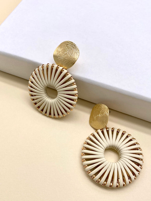 The Victoria Earrings-Earring-Southern Bale