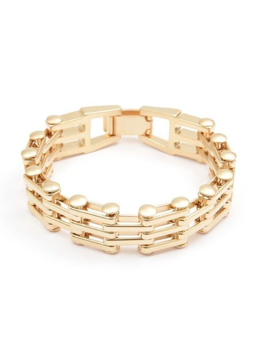 Triple Linked Bracelet