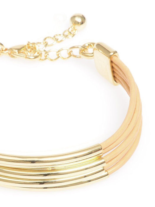 Thin Line Between | Peach-Bracelet-Southern Bale