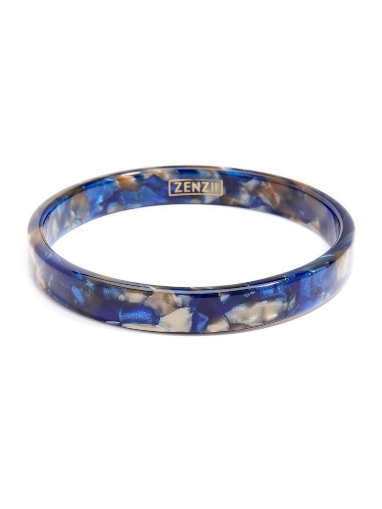 Tortoise & Purpoise Bangle | 6 Colors