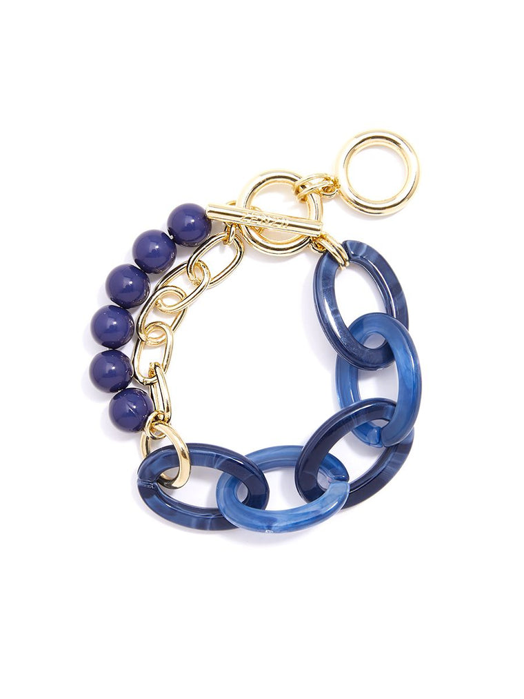 The Braxton Bracelet | Blue