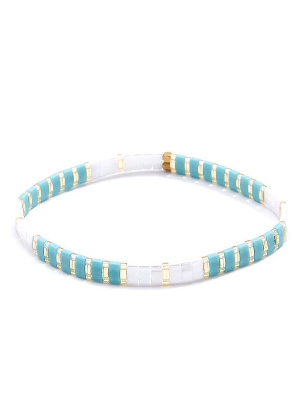 Stripe Me Away Bracelet | 4 Colors-Bracelet-Southern Bale