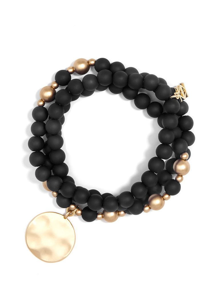 Wrapped to You Bracelet | Black