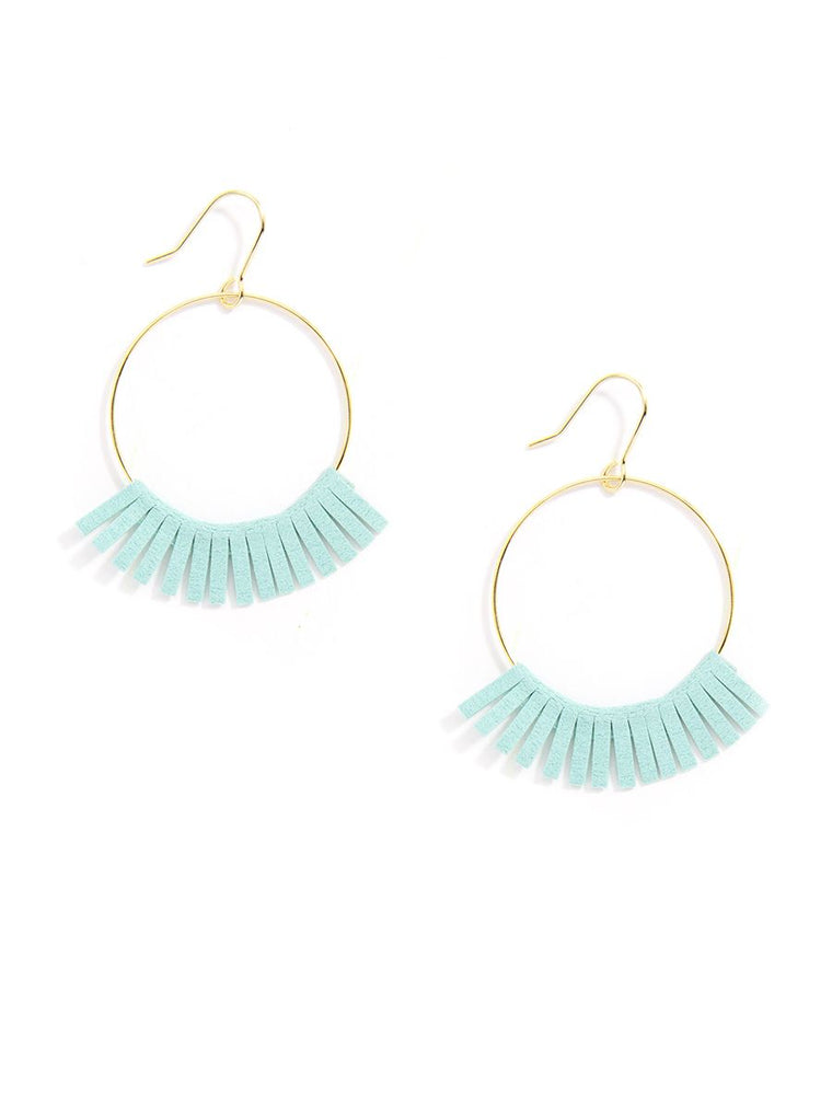 The Frill of it All Earrings
