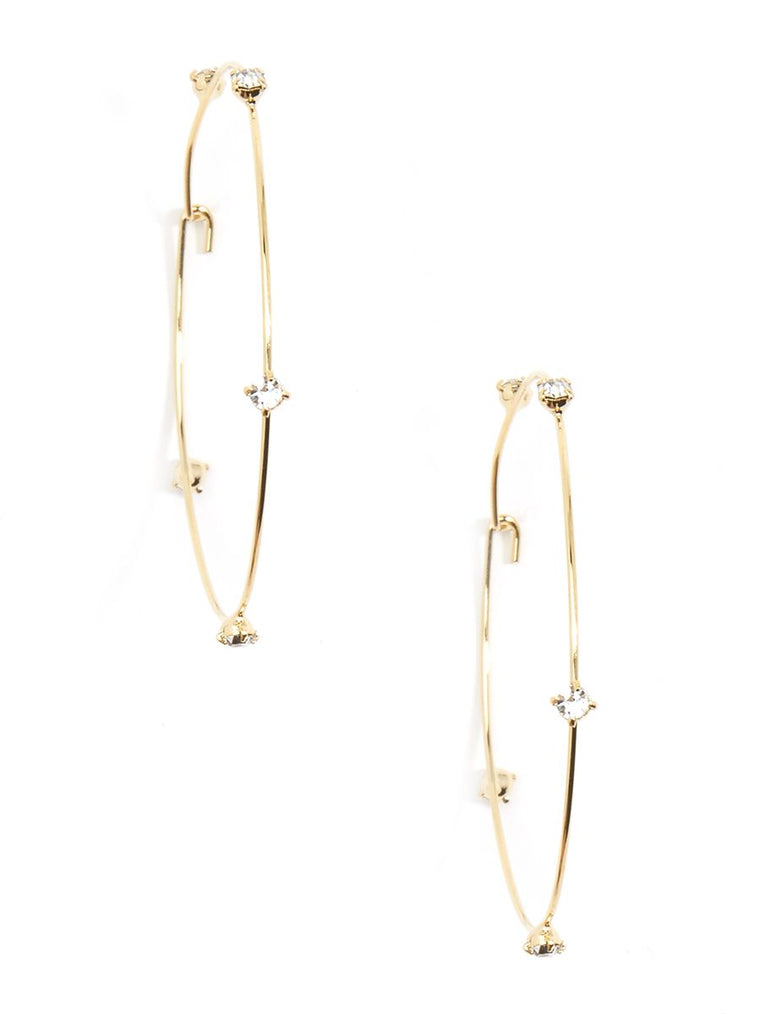 The Priscilla Earring | 18k Gold