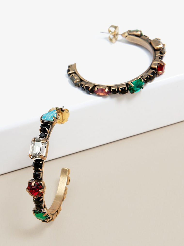 The Tai Hoop Earrings