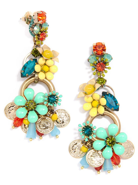 The Cabello Earrings-Earring-Southern Bale