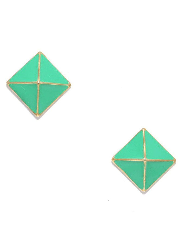 The Great Pyramid Earrings
